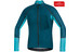 GORE BIKE WEAR Alp-X Pro WS SO Zip-Off Jersey Men ink blue/scuba blue